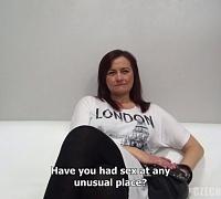 HD Czech Casting Simona 6110